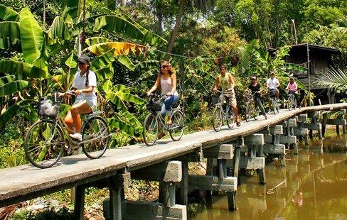 e8a88f43528d8 ➍X➍ BST Bangkok Fahrradtour zu einem Dschungel bei Bangkok --  von 4WT Four  Wheel Travel Ltd.